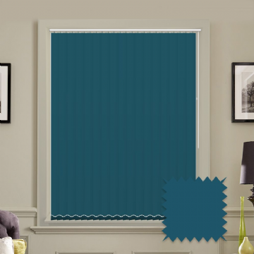 "Made to Measure Blackout 5"" Unishade Escape Vertical Blind"